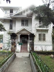 The Laperal Haunted House is the most famous haunted house in Baguio.
