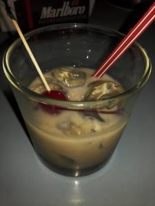Black Russian-One of my favorite drinks.