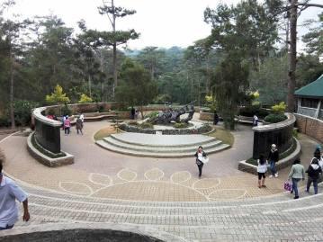 The Center of the Garden